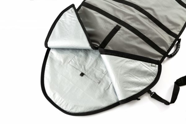 PPC foiling wing board bags